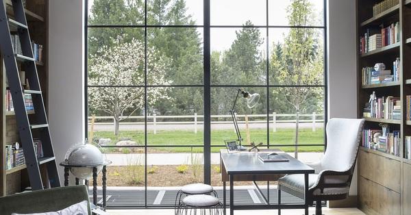 Muốn công việc tại nhà hiệu quả thì trước hết cần có một không gian làm việc tiện nghi đã
