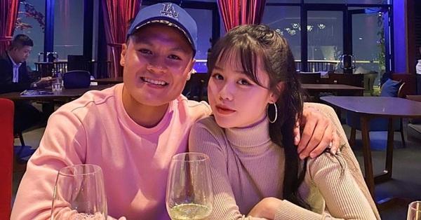 Nghi vấn cầu thủ Quang Hải và người yêu vừa mới công khai Huỳnh Anh đã chia tay?