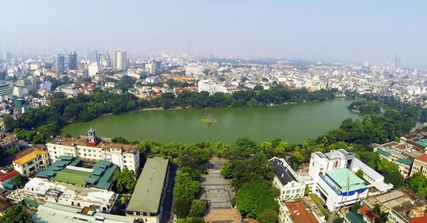 Chất lượng không khí Hà Nộiđược cải thiện rõ trong tháng 5