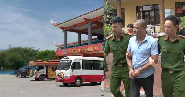 Trưởng đài hóa thân hoàn vũ ở Nam Định vừa bị bắt là chồng nữ giám đốc công ty Trường Dương -