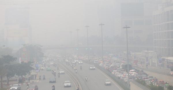 Những ngày qua, cứ về chiều tối chất lượng không khí ở Hà Nội lại xấu?
