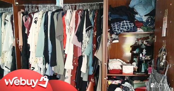 Tủ quần áo chật ních – nỗi khổ chung của nhiều chị em và cách giải quyết hữu hiệu nhất