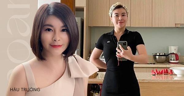 NSƯT Kim Oanh: Chuyên trị vai đàn bà ghê gớm nhưng ngoài đời lại trẻ trung, nhí nhảnh