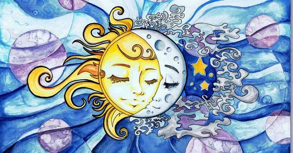 Trắc nghiệm vui: Trả lời những câu hỏi sau để khám phá bạn là mặt trăng hay mặt trời