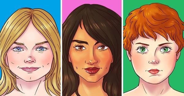Đặc điểm trên khuôn mặt nói gì về tính cách và cuộc đời của bạn?