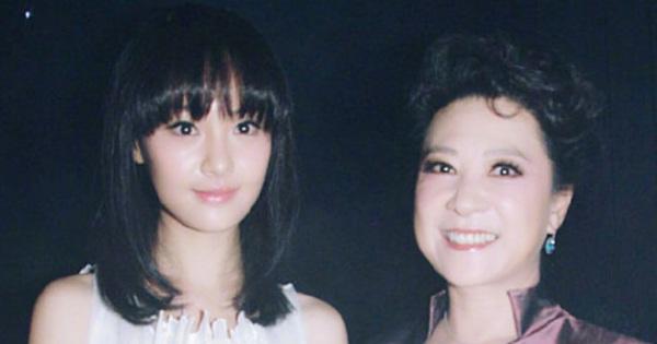 Bức ảnh của Trịnh Sảng khi mới 18 tuổi bất ngờ bị