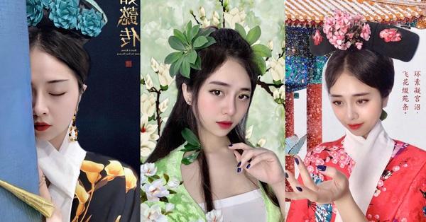 Hot girl gây bão TikTok nhờ loạt clip cosplay nhân vật cổ trang Trung Quốc phong cách