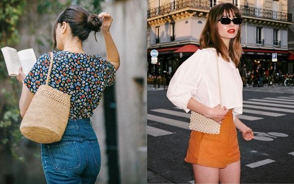 Phụ nữ Pháp mặc gì cũng sang, một phần là bởi họ rất ưu ái 3 kiểu túi xách sau đây