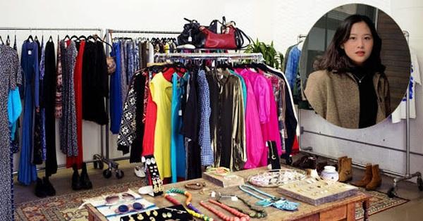 Theo chân du học sinh 2K người Việt đi mua hàng thùng tại các shop thời trang Úc: Giá