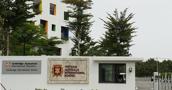 Vụ việc phụ huynh trường Quốc tế Việt Úc nhận thư
