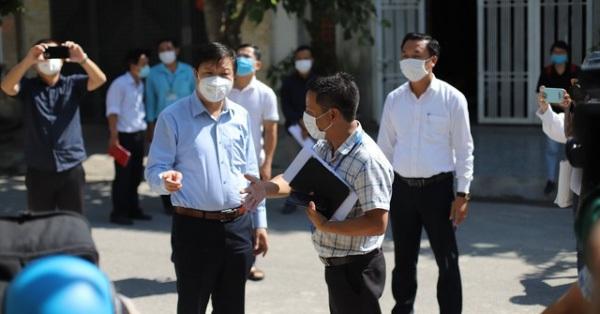 """Bộ Y tế thành lập """"Bộ Chỉ huy tiền phương"""" chống dịch COVID-19 tại Đà Nẵng"""