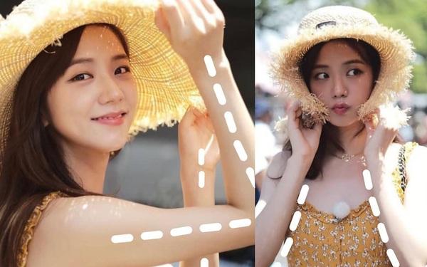 14 chiêu tạo dáng giúp Jisoo có hình sống ảo rất xinh mà không sợ nhàm chán, chị em copy thì chụp tấm nào