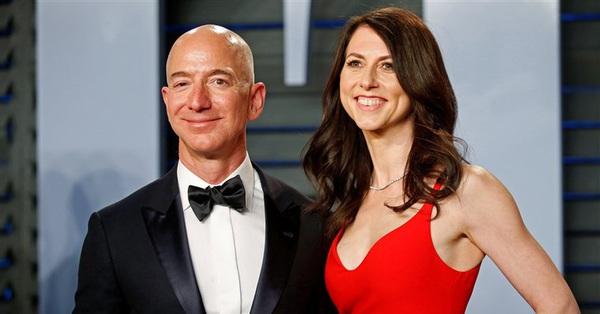 Chỉ sau 1 năm ly hôn, vợ cũ tỷ phú Amazon đã thay đổi số phận một cách ngoạn mục nhờ sự lựa chọn khôn ngoan