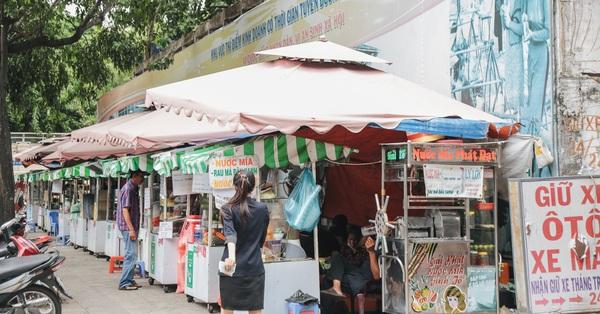 Phố hàng rong hợp pháp đầu tiên ở Sài Gòn hiện giờ ra sao sau gần 3 năm hoạt động?