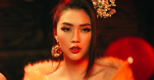 """Bị mỉa mai """"đu bám"""" K-ICM, Hoa hậu Tường Linh gay gắt đáp trả"""