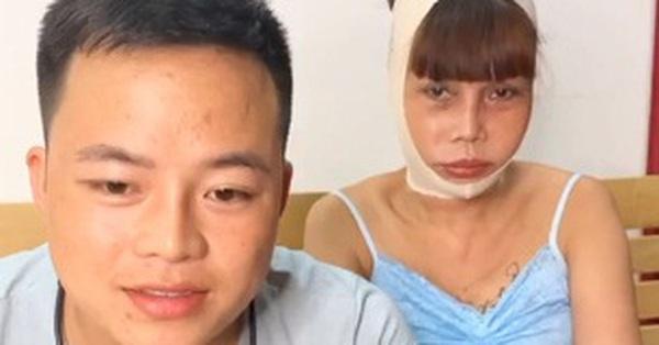 Cô dâu 63 tuổi Cao Bằng mặt băng kín mít, miệng méo xệch ngồi cạnh chồng trẻ khiến dân mạng vừa giận vừa thương