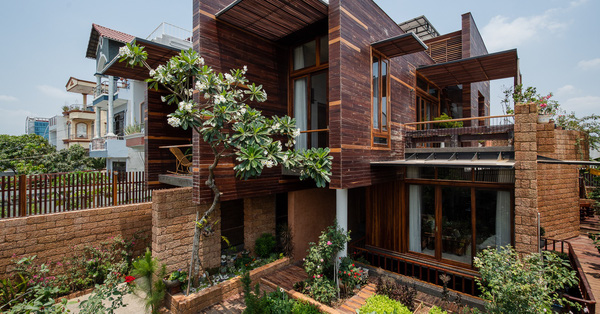 Bố mẹ trẻ xây nhà vườn 300m² giúp các con sống gần gũi với thiên nhiên ở quận Thủ Đức, TP. HCM