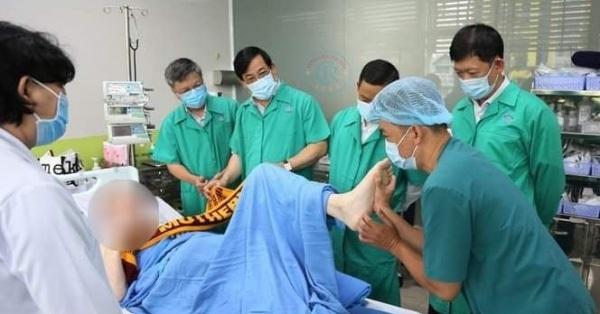 Việt Nam còn 11 bệnh nhân COVID-19, chỉ 6 ngày nữa nam phi công người Anh hồi hương