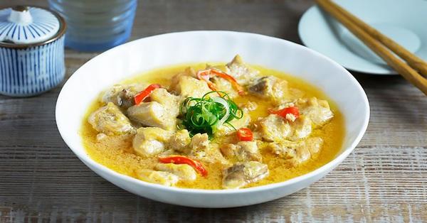 Nắng nóng làm ngay món gà hấp ăn tối thơm mềm lại không phải nấu nướng nhiều