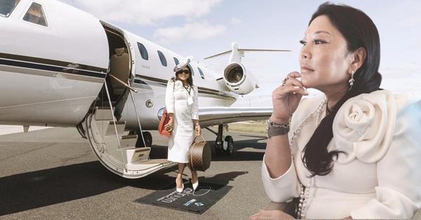 Từ cô sinh viên rửa bát thuê ở chợ thành chủ công ty nghìn tỷ: Nữ doanh nhân phi thường này là ai?