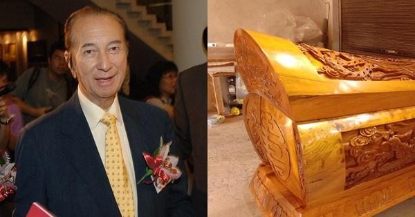 Cỗ quan tài gần 24 tỷ của Vua sòng bài Macau: Được làm từ loại gỗ đặc biệt như thế nào khi chỉ có Hoàng đế ngày xưa mới được sử dụng