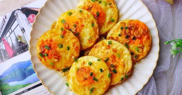 Ngon ngon dễ làm món trứng ốp la xốt chua ngọt
