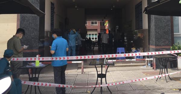 TP.HCM: Người phụ nữ ra Đà Nẵng thăm mẹ nghi nhiễm COVID-19, chung cư Thái An 2 bị phong tỏa