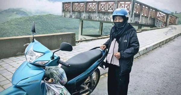 Cô cháu gái kể về bà nội 90 tuổi được giới trẻ ngưỡng mộ nhất hôm nay khi ngồi xe máy phượt hơn 200km lên Sapa, ngày trở về muốn