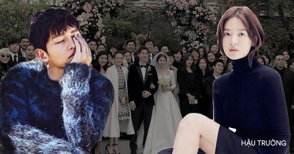 Phản ứng của gia đình Song Hye Kyo và Song Joong Ki: Nhà chồng liên tục