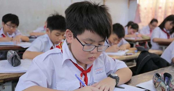 Hà Nội thông báo hạ điểm chuẩn song bằng 7 trường THCS