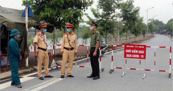 Phát hiện và cách ly 7 người ở Hà Nội đi chung xe từ Đà Nẵng với bệnh nhân Covid-19