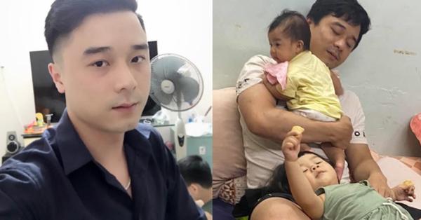 Hài hước bức ảnh trước và sau khi có con của bố bỉm sữa gây sốt MXH: Hóa ra các bố chăm con cũng