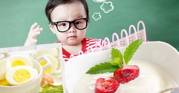 Mẹ không thể bỏ qua: Top 10 thực phẩm giúp bé ngày càng thông minh hơn bạn bè cùng trang lứa
