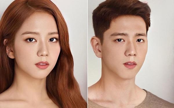 """Soi hội Black Pink khi để tóc nam ngắn ngủn: Jisoo trông """"bánh bèo"""" thế mà ai ngờ lại là trùm cuối"""