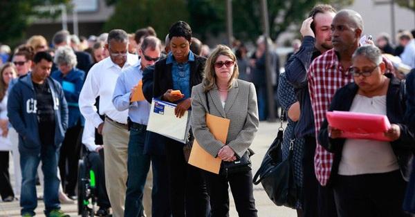 Mỹ tạo thêm gần 1,8 triệu việc làm trong tháng 7