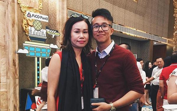 Mẹ của Matt Liu có bộ sưu tập túi hiệu chuẩn đại gia, xem chừng hợp cạ với