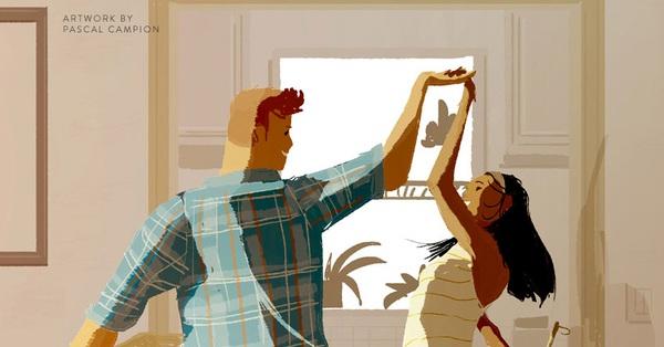 """Về nhà ngoại chơi thêm 2 ngày thì bị chồng mắng chửi, cô vợ thủng thẳng đáp lại vài câu mà """"gỡ rối"""" cả cục diện, đôi lúc cần biết cách vùng lên như thế!"""