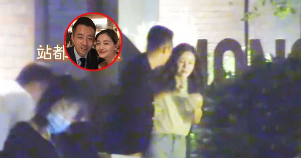 Ông xã đại gia của Từ Hy Viên công khai ôm gái trẻ ngay trên đường, sau khi thể hiện thái độ coi thường vợ?
