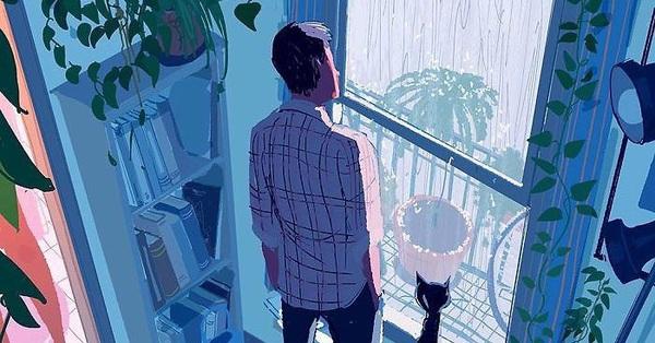 Đến gặp người yêu lần cuối trước khi chia tay, cô ấy bật khóc hỏi ngược một câu khiến tôi sững sờ