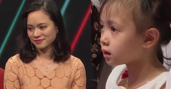 """Bạn muốn hẹn hò: Nữ chính xinh đẹp đã ly hôn bật khóc khi con gái 5 tuổi bày tỏ """"con muốn mẹ hạnh phúc với con"""" ngay trong buổi mai mối"""