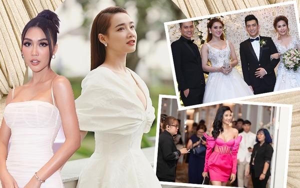 """Mùa cưới đang đến, đừng biến mình thành chủ đề bàn tán với những kiểu trang phục """"sai lè"""" như một vài sao Việt này"""