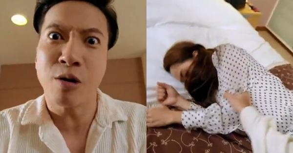 Gạo nếp gạo tẻ 2: Hình tượng tổng tài soái ca sụp đổ, S.T Sơn Thạch đánh vợ ngay ngày tân hôn vì ghen tuông cuồng loạn