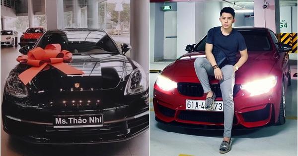 CEO 21 tuổi bạn thân của Matt Liu mua siêu xe 5 tỷ tặng bạn gái, hội chị em ghen tị hết nấc vì