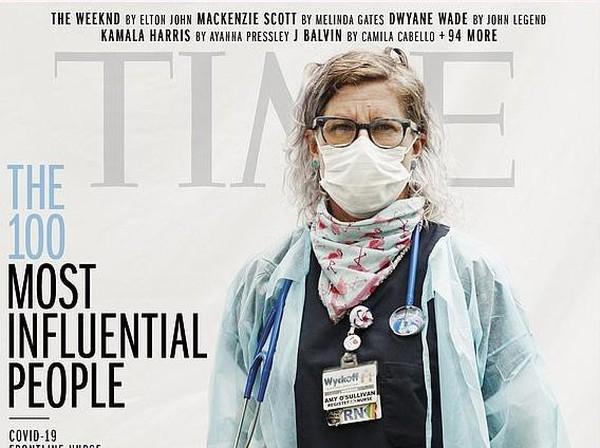 Tạp chí Time công bố danh sách ''100 người định hình thế giới''
