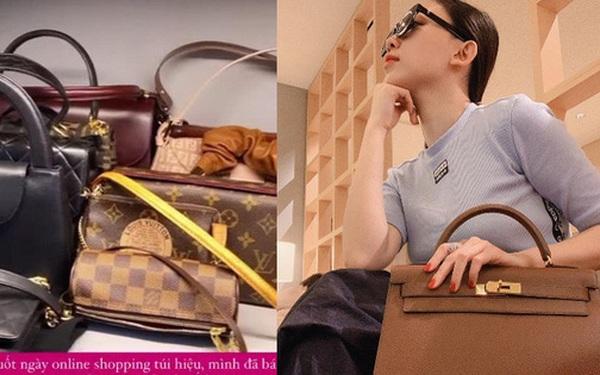 Tóc Tiên bán gần hết túi xách đắt đỏ, tủ đồ giờ chưa đầy 2 ngăn và quan điểm dùng đồ hiệu nghe là thấy nể