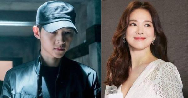 Trong khi Song Hye Kyo tận hưởng cuộc sống xa xỉ thì Song Joong Ki phải liên tục thức trắng đêm làm việc khiến fan xót xa