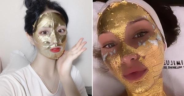 Sự thật về những chiếc mặt nạ vàng 24K đang được chị em săn lùng: Công dụng có thực sự thần thánh như nhiều người đồn thổi?