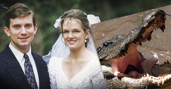 Người đàn ông bị cá sấu ăn thịt mất dạng đến 16 năm sau, cảnh sát mới phát giác ra âm mưu thâm độc của ả vợ và gã bạn thân
