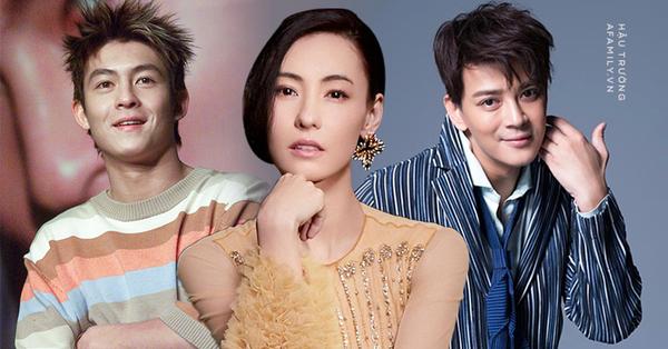 """Nhìn danh sách """"người tình"""" của Trương Bá Chi, công chúng mới hiểu được nguyên nhân khiến Tạ Đình Phong nhất quyết ly hôn dù bị chỉ trích là """"kẻ phụ bạc""""?"""