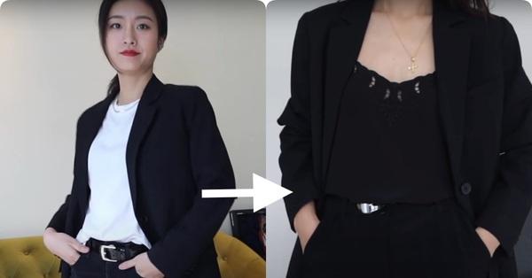 Fashionista xứ Đài tung ra 4 chiêu diện blazer hack chân dài đỉnh cao dành cho các nàng